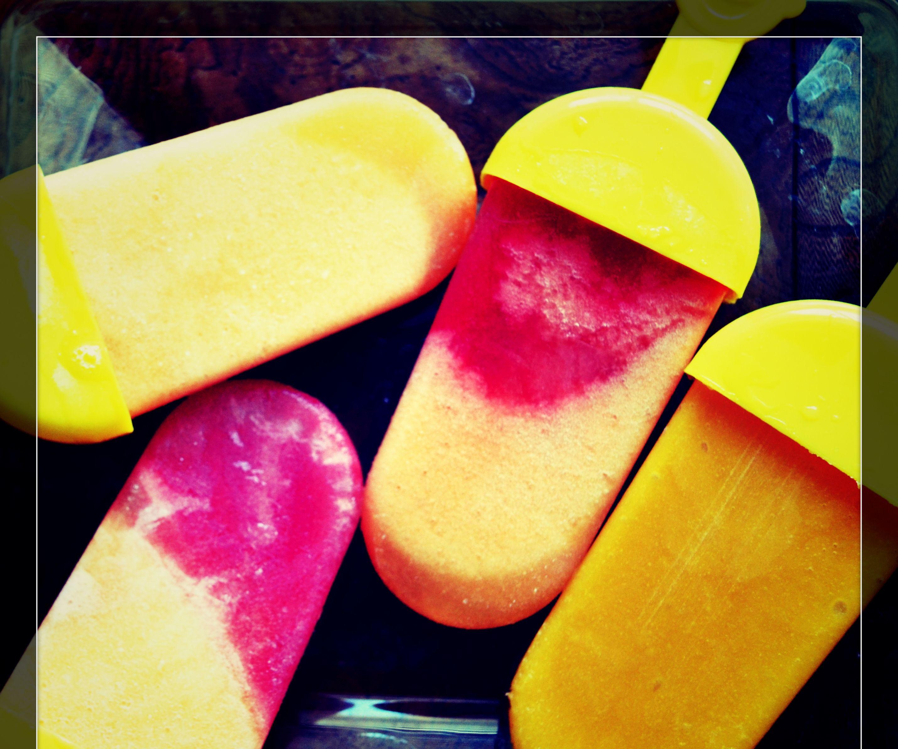 Fruit Ice Sticks