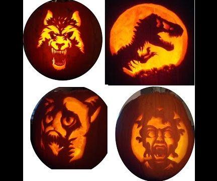 Carve pumpkins like a pro the easy way