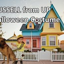 Russell from UP Halloween costume for Toddlers