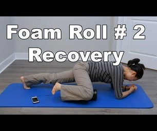 Foam Rolling for Tight Hips, Shoulders, and More