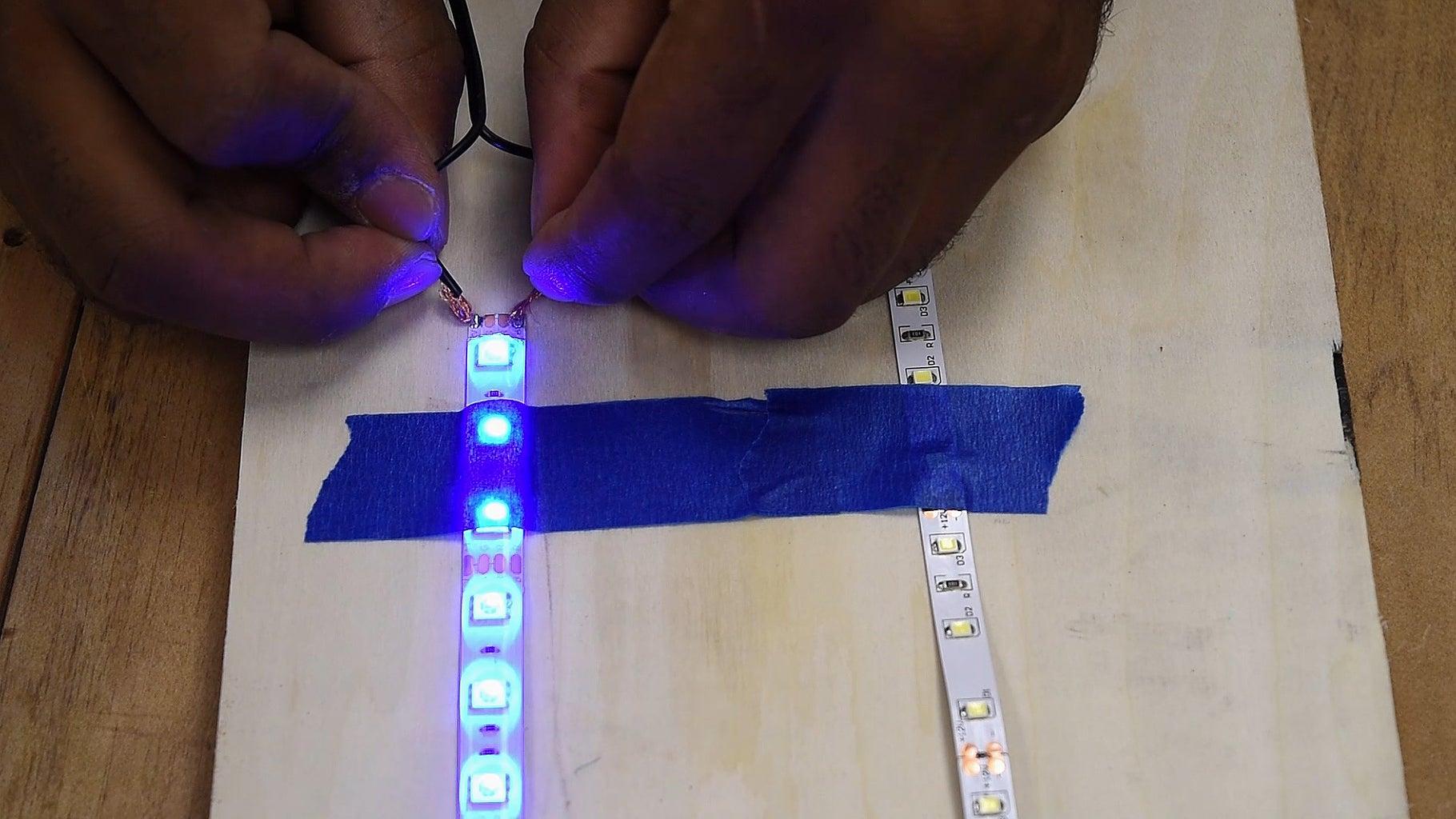 Adding LED