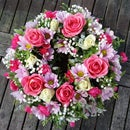 Floral Wreath Ring