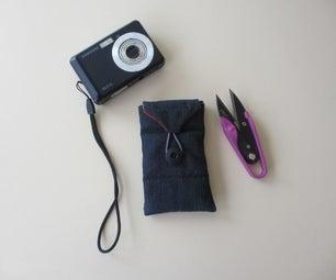 Denim Camera Case