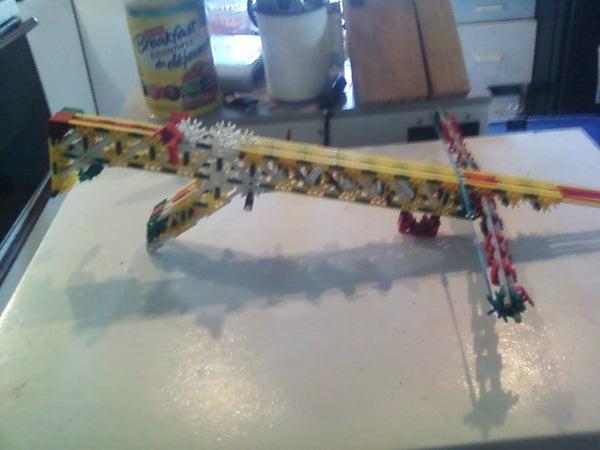 My Frist Crossbow