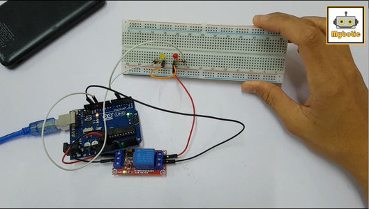 Tutorial: How to Control LED by Using Arduino and Relay