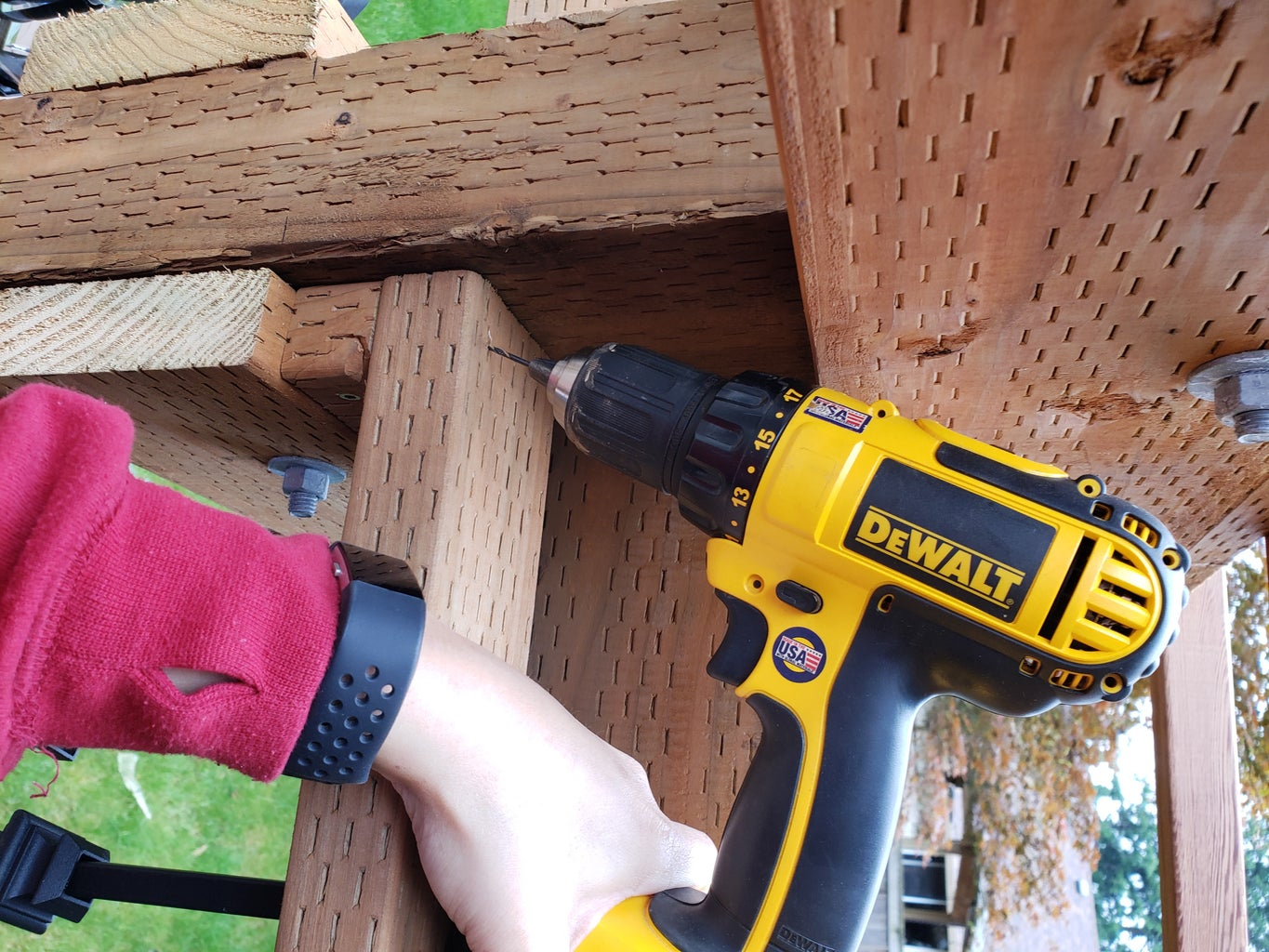 Archway Decorative Top Install Part 3