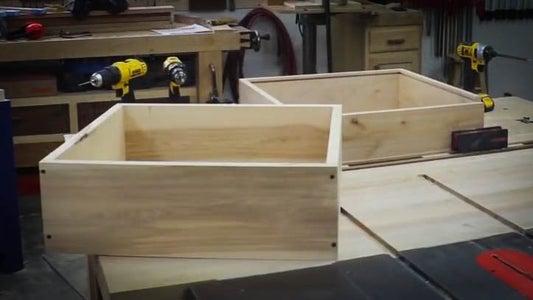 Drawer Build - Video