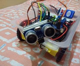 Arduino Self-Driving Car