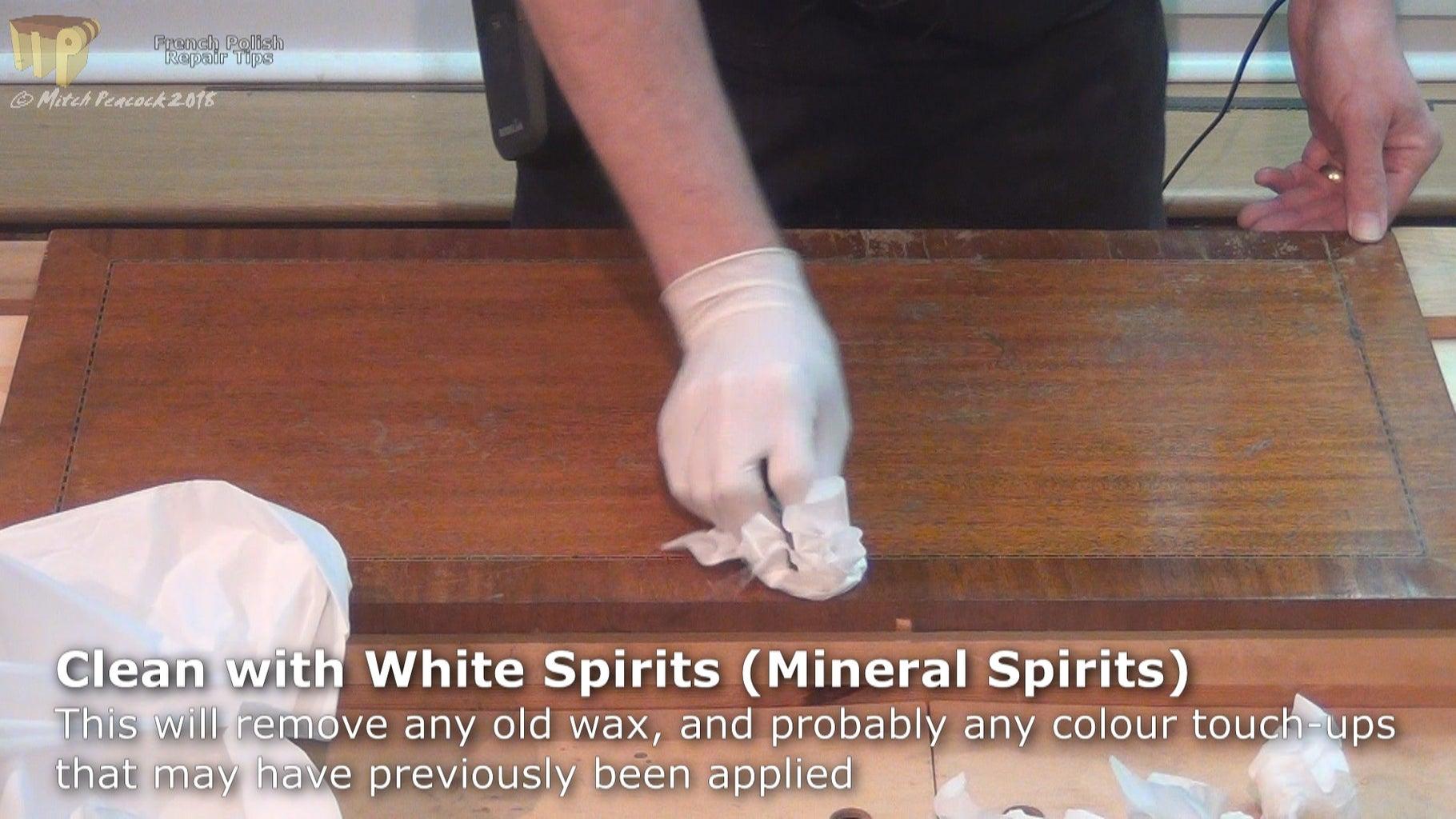 White (mineral) Spirits