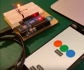 Control an Arduino With Android and USB