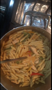 Mix Every 3 Minutes to Avoid the Pasta Sticking to the Pot
