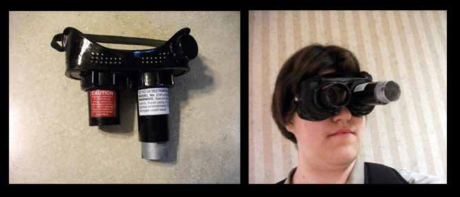 How to Make Simple and Easy Etco Goggles