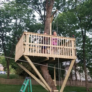 Building a Treehouse