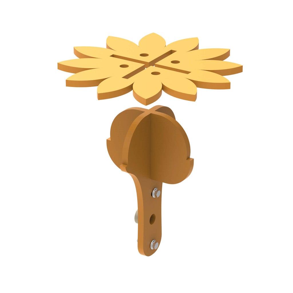 The Sunflower Cutout