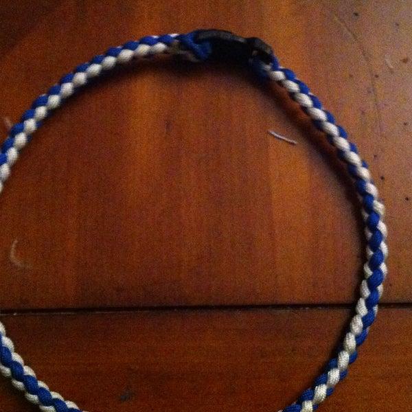 Paracord 4-strand Round Braid