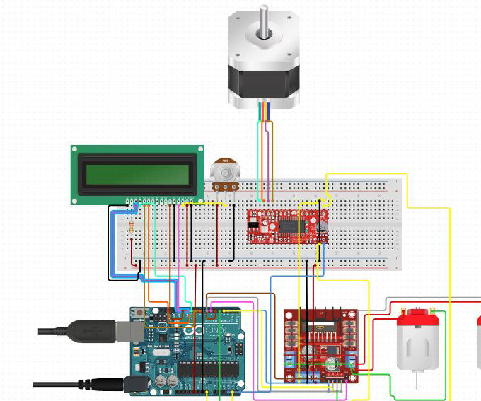 Analog Speedometer Using Arduino and IR Sensor