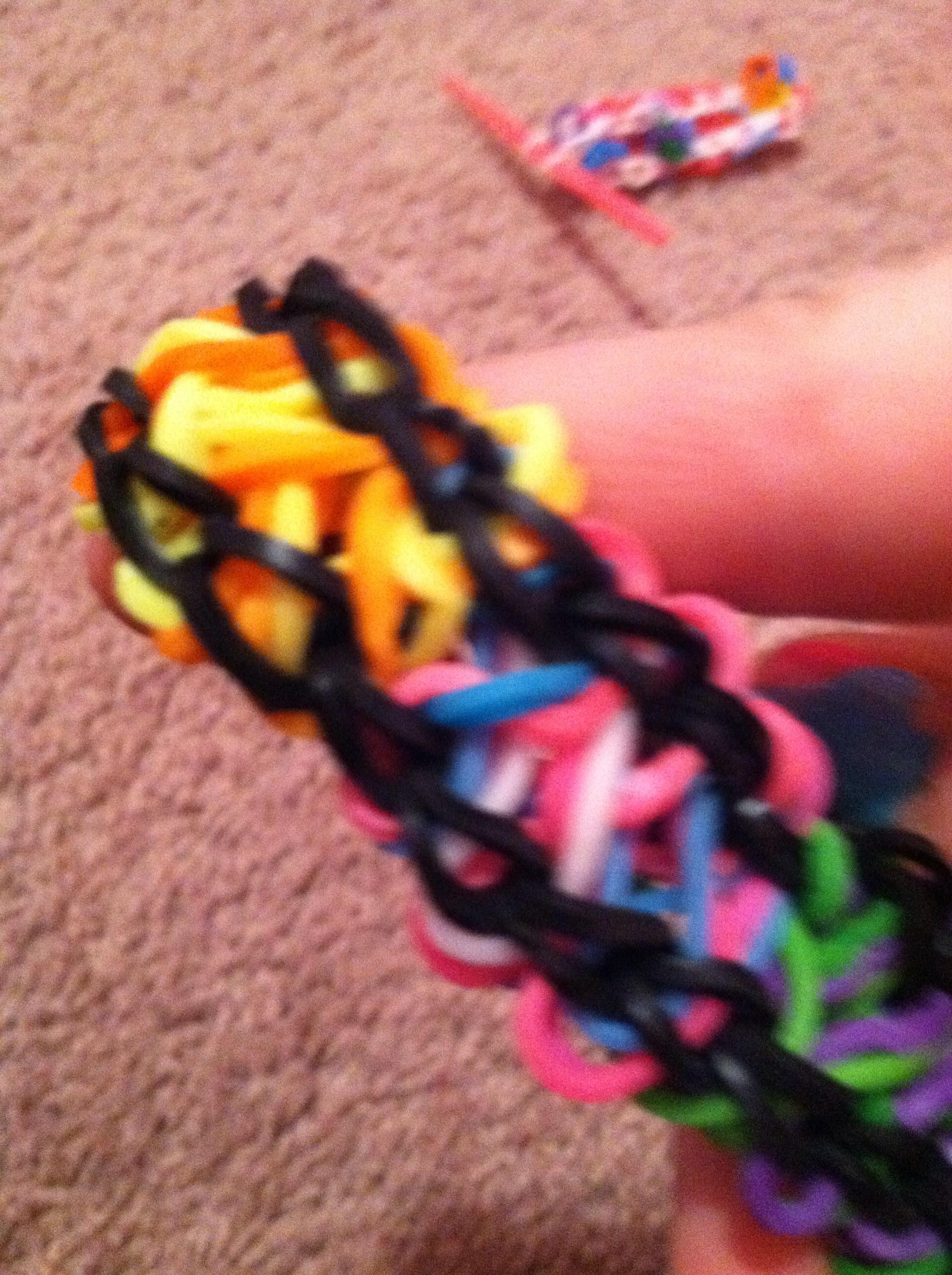 The Railroad Bracelet