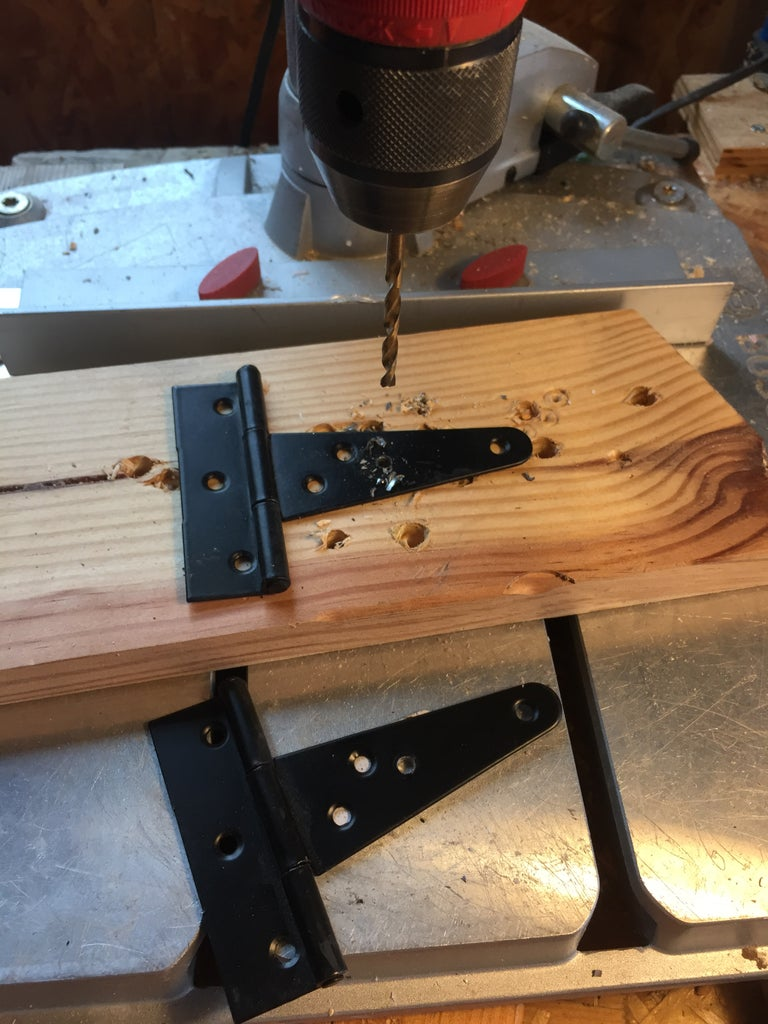 Cut, Drill and Assemble