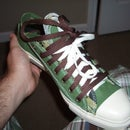 """How to lace up some thuggin' Converse """"Doubles"""""""