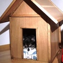Dismantable Indoor Doghouse