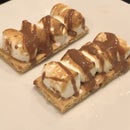 Fancy Meringue S'mores