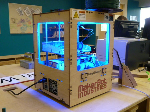 Checking the Calibration on Your TechShop 3D Printer (or Any Other 3D Printer)