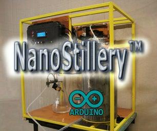 NanoStillery™ - 自动威士忌酿酒厂