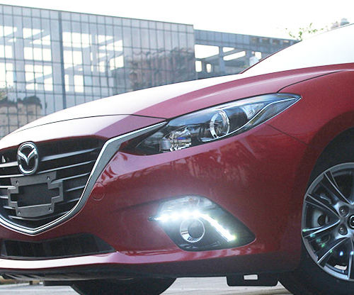 Install Mazda 3 LED Daytime Running Lights