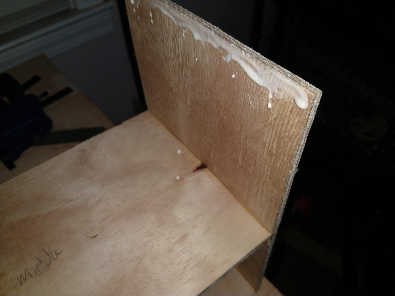 Joining the Top and Bottom Boards