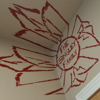 Wall Illusion:  Easy Forced-Perspective Wall Art (Without Using a Projector)