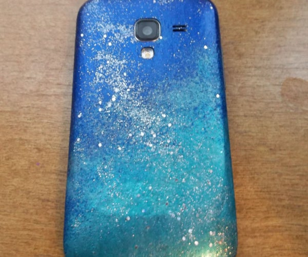 Ombre Paint Your Phone
