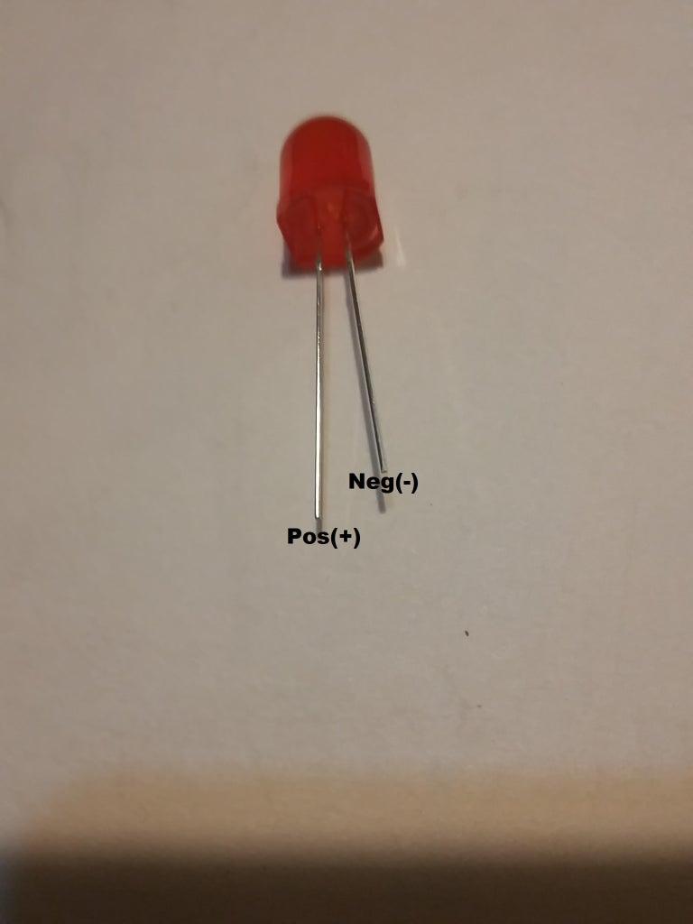 Identifying the LEDs