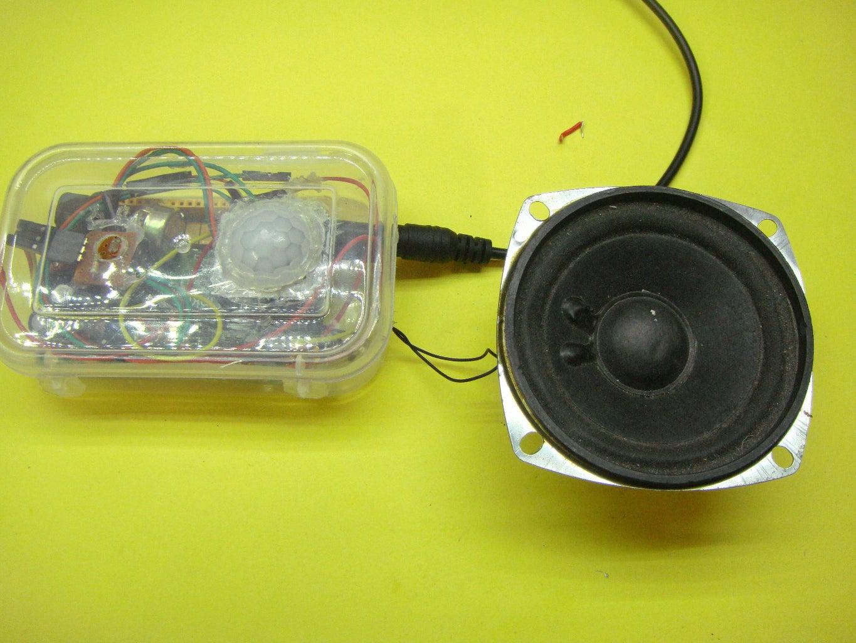 Linkit One Audio Messenger