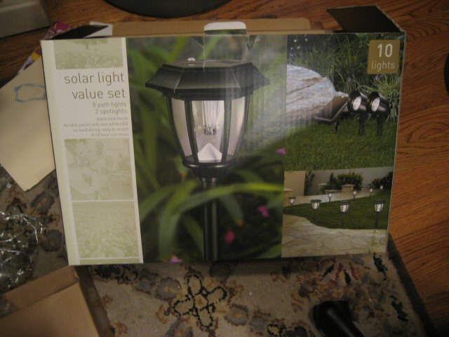 Solar Light Take-Apart