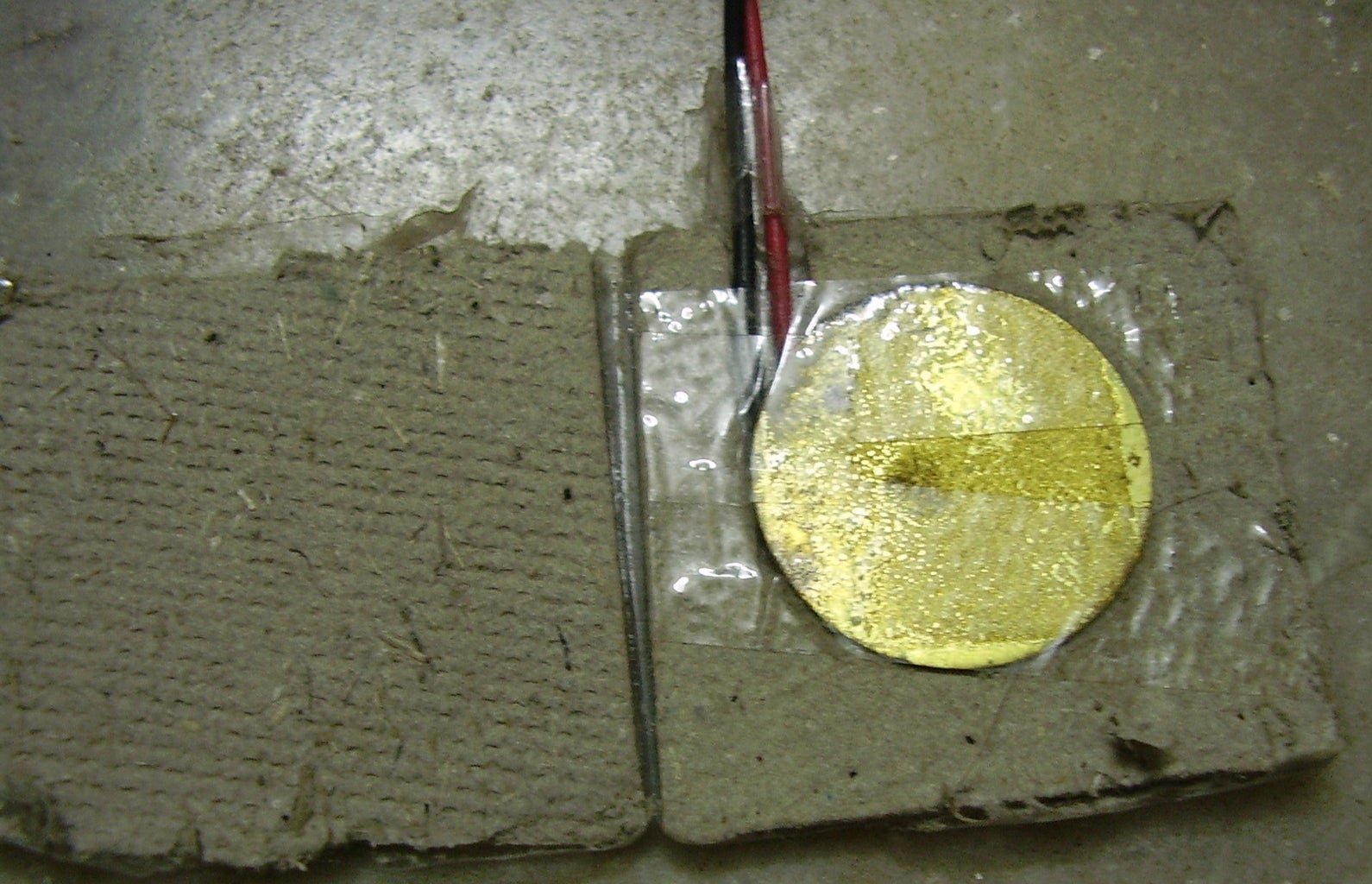 Soldering the Cells(transducers)