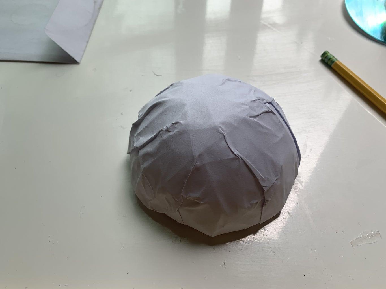 BB8's Head