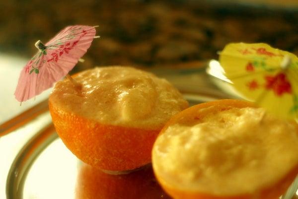 Citrus Sorbet