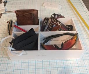 制作记事本盒