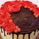 Chocolate Cake for Adults