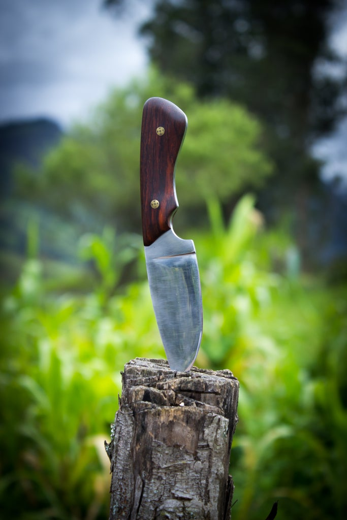 Knife Making With Basic Tools