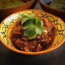 Slow-Roasted Tomato-Jalapeño Salsa