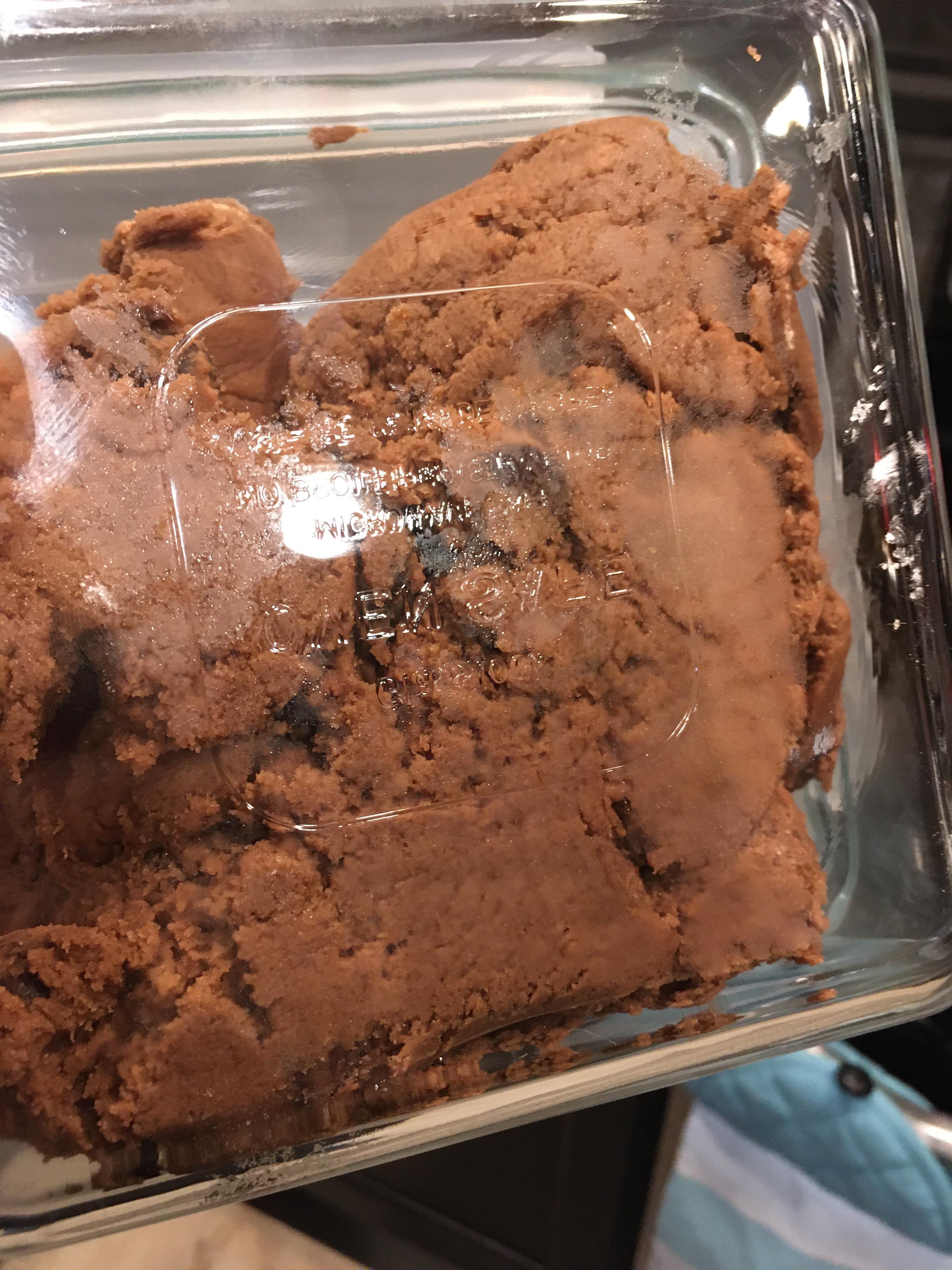 Strawberry Truffle Chocolate Cookies