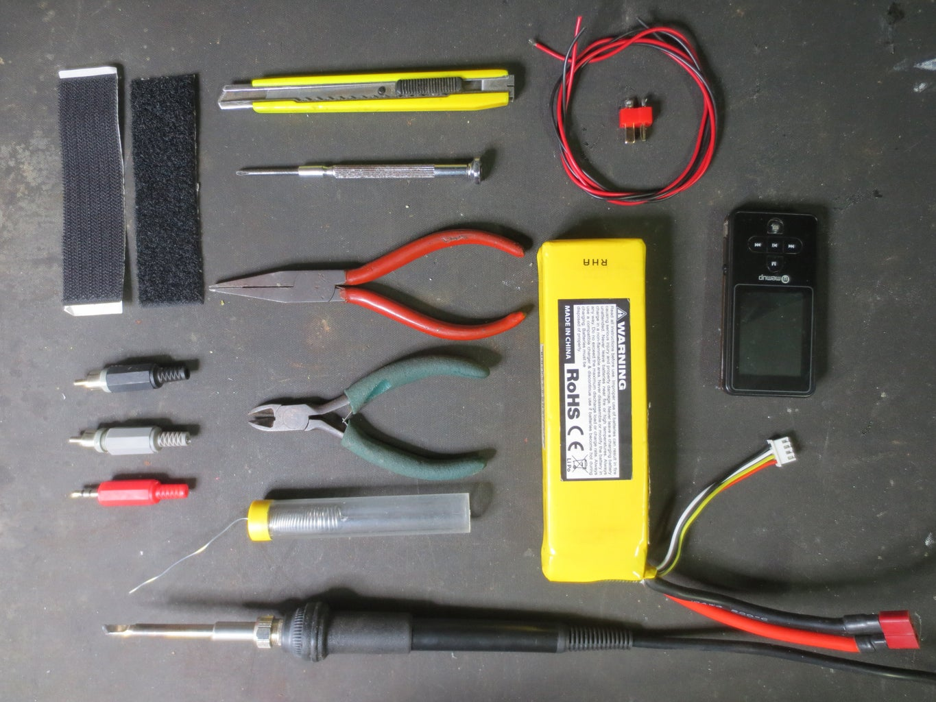 Getting the Parts and Tools