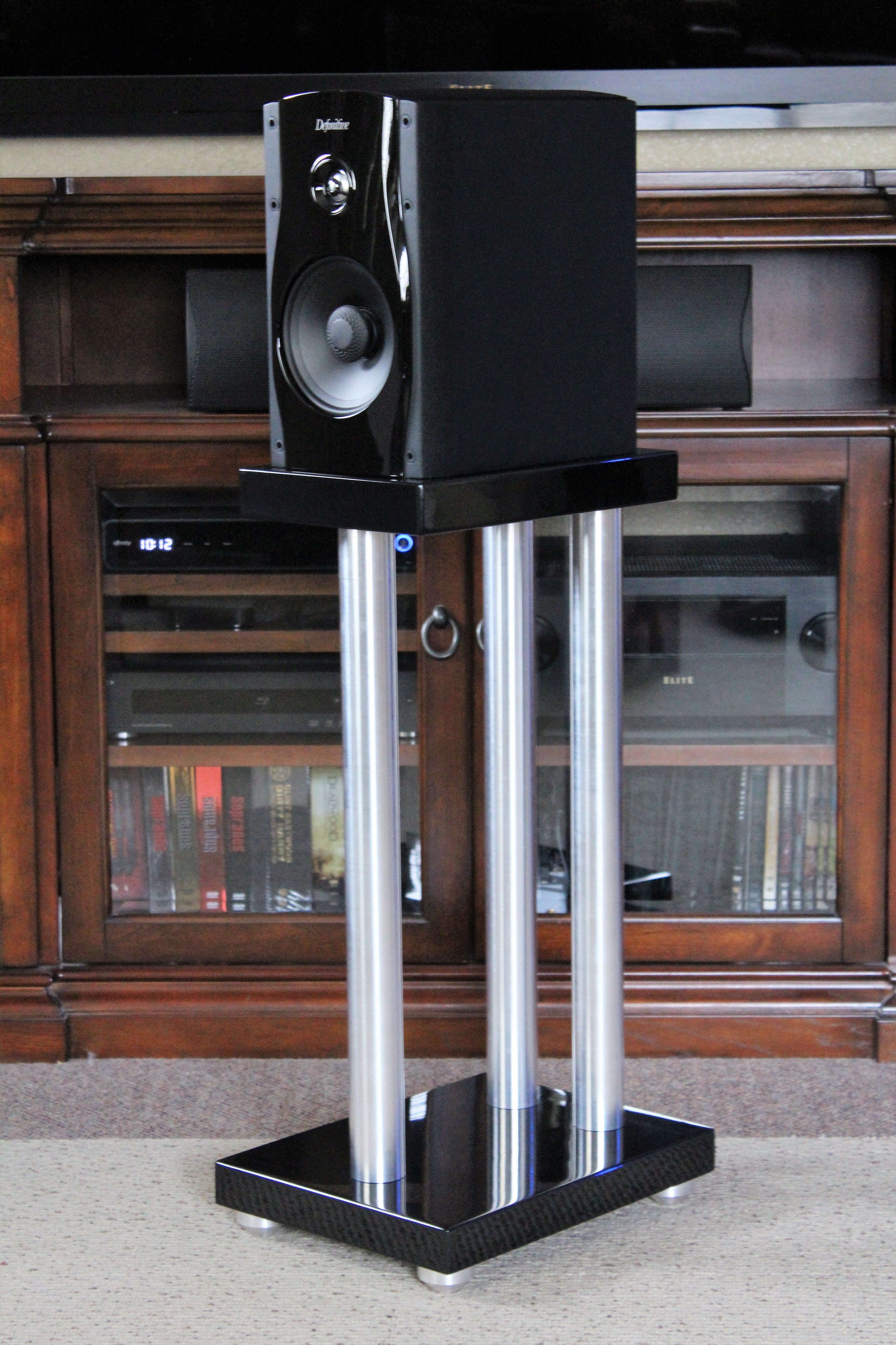 Modern Speaker Stands : 9 Steps (with Pictures) - Instructables