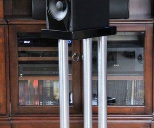 Modern Speaker Stands