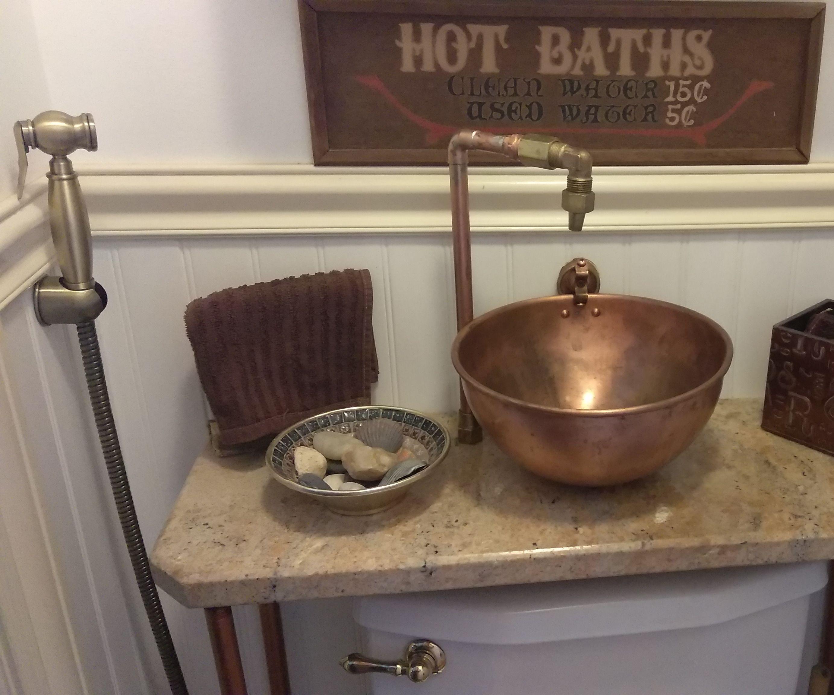 Steampunk Water Closet
