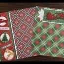 Holiday Scrapbook Pages!