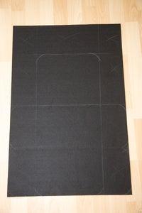 The Finished Pattern - Scissor It...