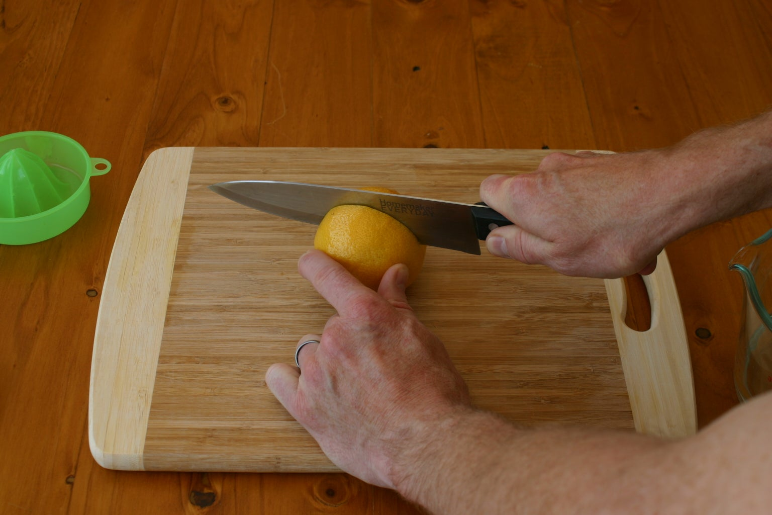Cut the Lemon