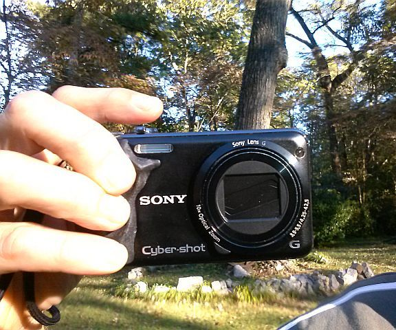 Using SUGRU™ To Modify My Sony Cybershot Point-n-Shoot Camera